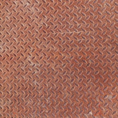 treadplate: Old metal background texture