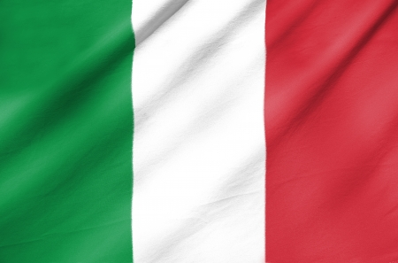 bandera italia: Tela Bandera de Italia