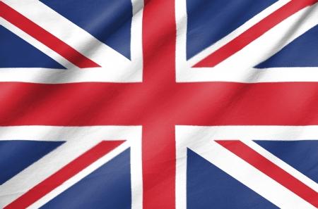 bandera irlanda: Tela Bandera del Reino Unido