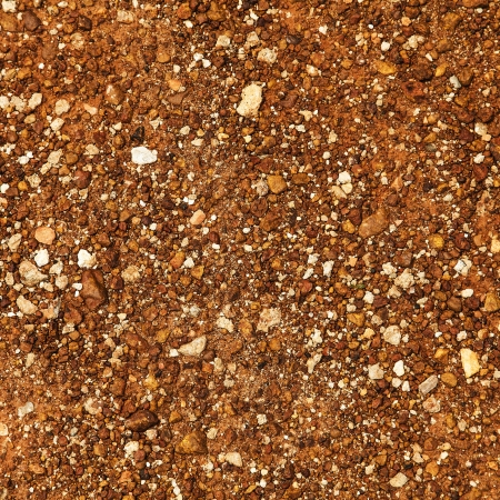Lateritic soil, Red earth background photo