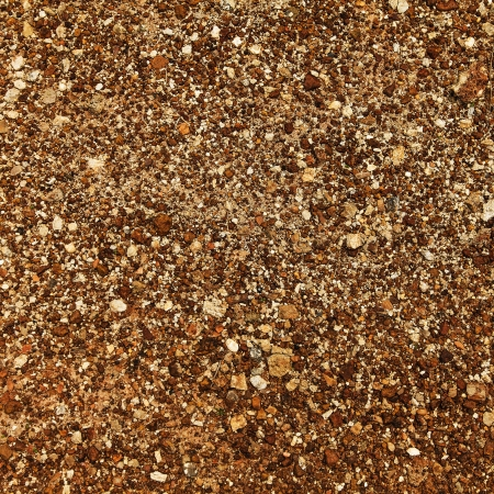 Lateritic soil, Red earth background Stock Photo - 20815299