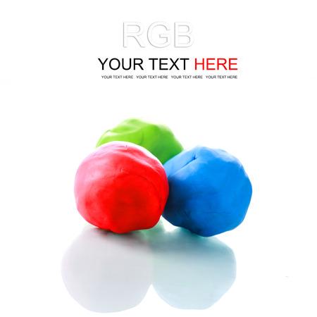 rgb: RGB Plasticine