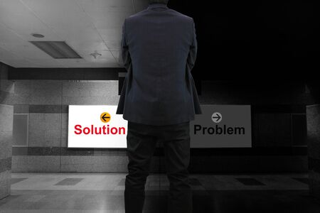 Solution or Problem photo
