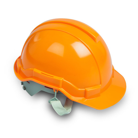 Casque de construction Banque d'images - 24866363