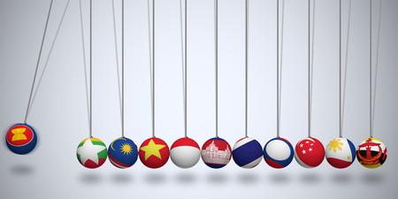 aec: AEC flags on Newton balls