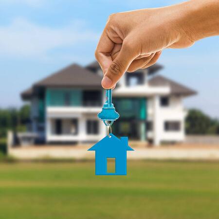 House key photo