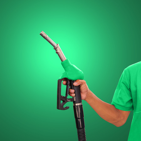 service station: Gas Station Worker and service