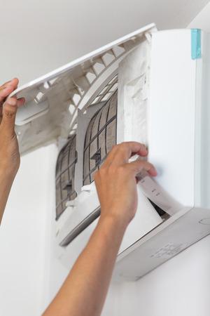 repair air conditioner