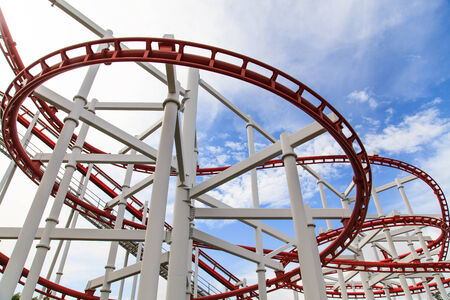 with loops: Roller Coasters loops