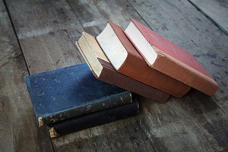 antique paper: Old books