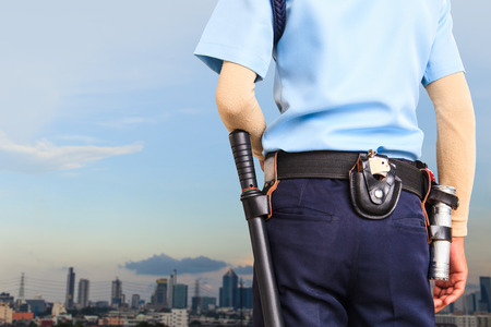 agent de sécurité: Garde de sécurité