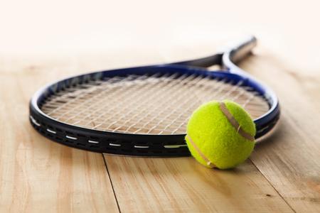 wimbledon: Tennis Ball and Racket