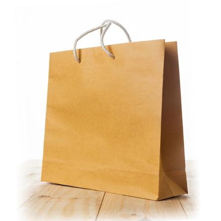 Sac à provisions Banque d'images - 40378828