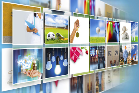 photo gallery: Digital photo gallery images streaming