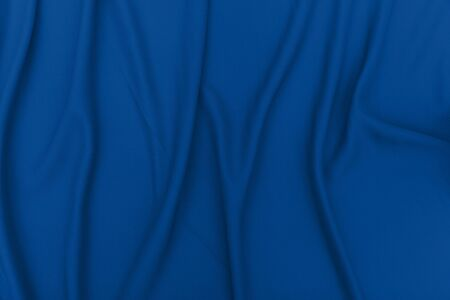 blue background texture: Blue fabric texture background