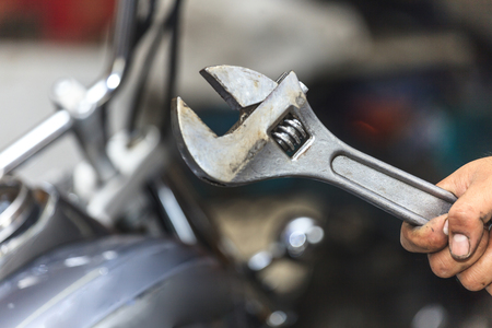 Motorcycle mechanic,Technician