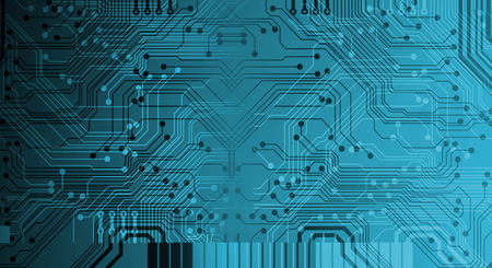 abstract backgrounds: Technology Abstract Backgrounds