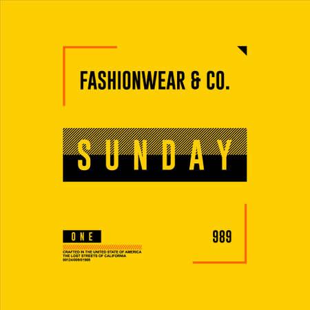 fashionwear and co sunday vintage