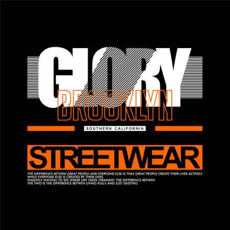 glory brooklyn streetwear vintage fashion