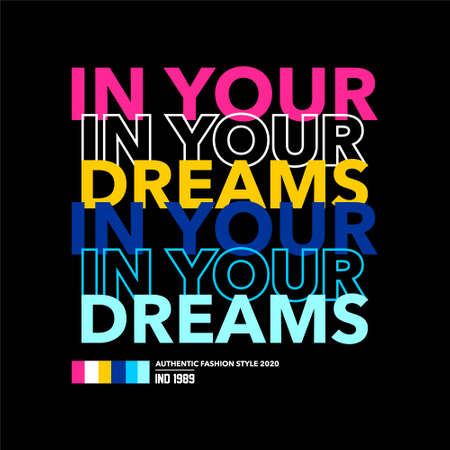 in your dreams authentic fashion style ind vintage