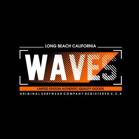 long beach california waves surfwear original company