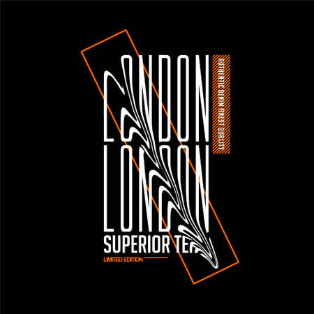 london superior team limited edition vintage fashion