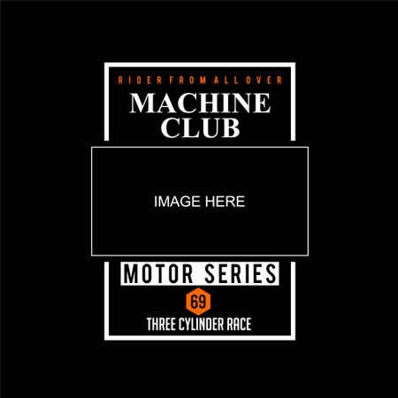machine club kotor series three cylinder race vintage fashion