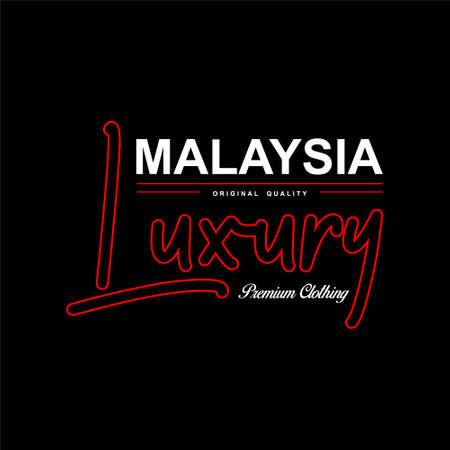 malaysia luxury premium clothing vintage
