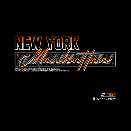 manhattan new york city usa vintage fashion