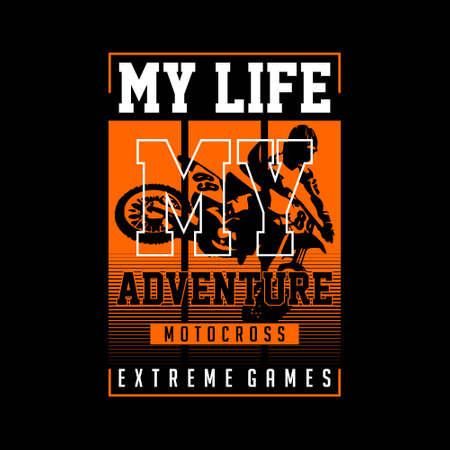 my life my adventure extreme games motocross