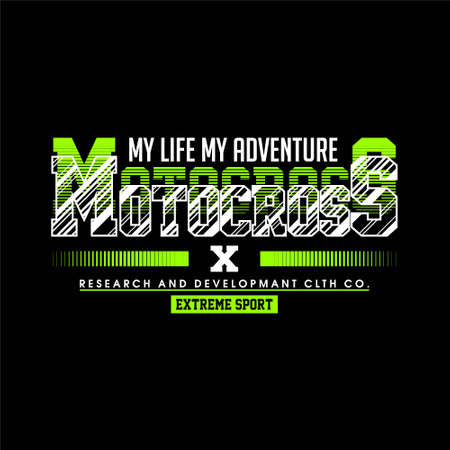 my life my adventure motocross extreme sport