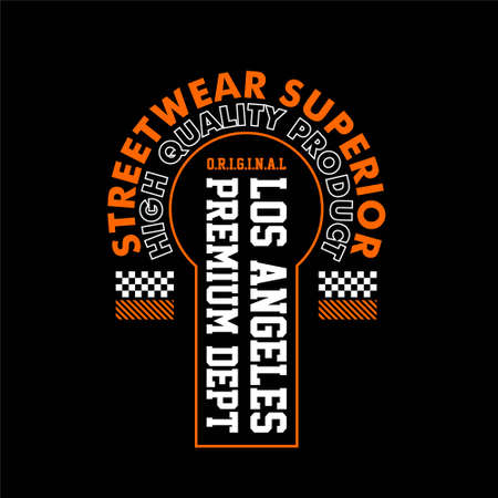 streetwear superior high quality product los angeles