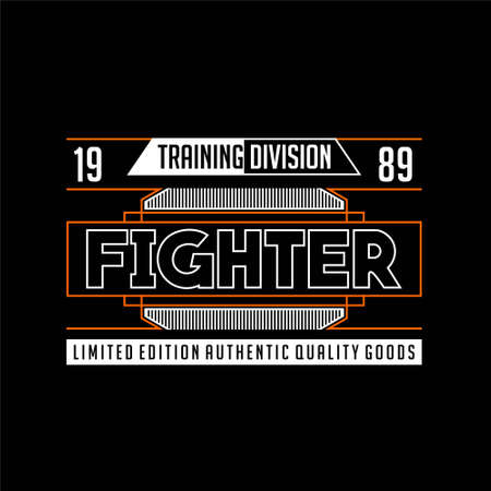 training division fighter limited edition vintage