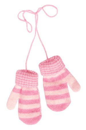 baby`s mittens Stok Fotoğraf