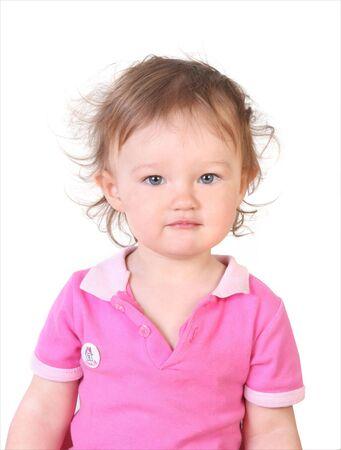 child nice portrait