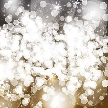 distinguish: Christmas  bokeh background with glitter