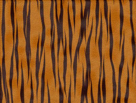 tiger skin background
