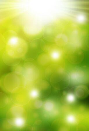 beautiful natural bubble background Stock Photo