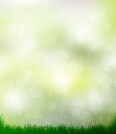 spring natural  bokeh background Stock Photo - 15935563