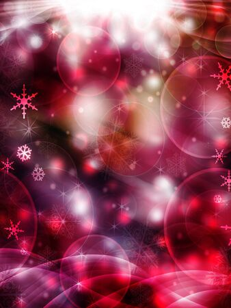 distinguish: vertical Red Christmas background Stock Photo