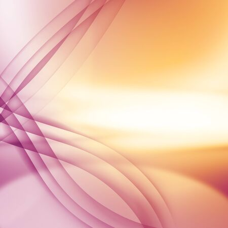 Colorful abstract background with crossed lines Stock Photo