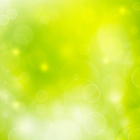 welfare plant: abstract green natural summer background Stock Photo