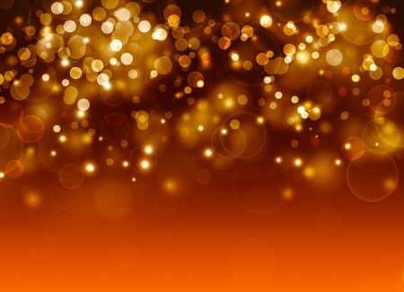 festive fantasy, bokeh background