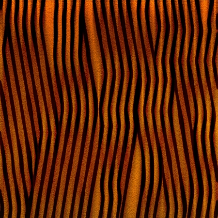 dangerously: abstract  tiger  texture Stock Photo