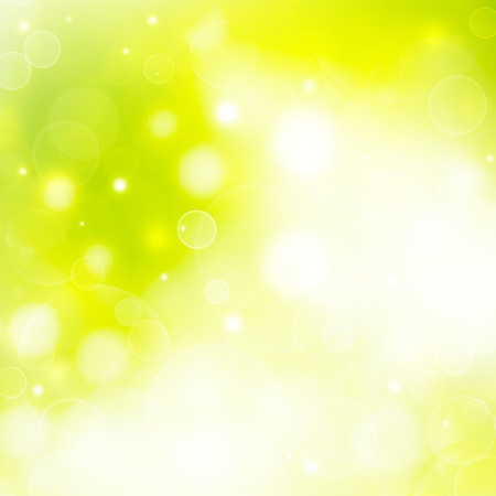green natural summer background Stock Photo