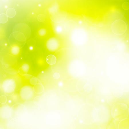 welfare: green natural summer background Stock Photo