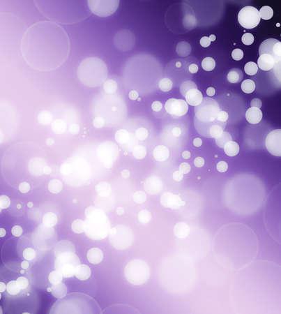 beautiful purple background  with defocused lights Stock Photo - 21059955