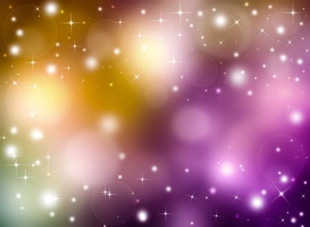 Glittery beautiful abstract background