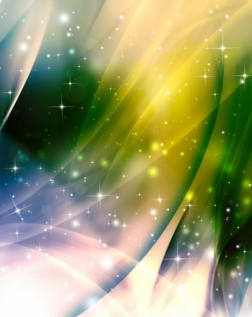 elegant festive abstract background with lines and stars