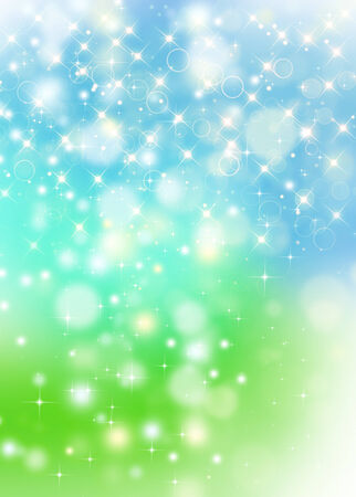 Glittery beautiful abstract background with stars